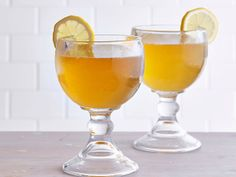 Pale Ginger Shandy from FoodNetwork.com