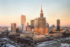 Visita a Varsovia, capital de Polonia - by machbel