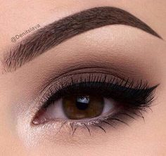 50 angesagtesten braunen Augen Make-up-Idee, die Sie für Abschlussball oder Par… 50 hottest brown eye makeup idea that you need to try for prom or party – 55 most sexy and asimple eye make-up tiThe ideal make-up for bl Makeup Goals, Makeup Inspo, Makeup Inspiration, Makeup Ideas, Makeup Style, Makeup Hacks, Makeup Geek, Makeup Guide, Makeup Tutorials
