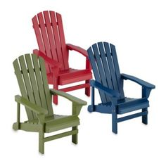 Buy Kid's Adirondack Chair from Bed Bath & Beyond, $40 plus use 20% off coupon :)