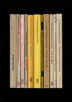 Velvet Underground Poster Print 'The Velvet by StandardDesigns