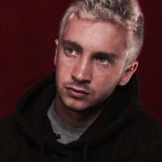 ok but tyler looks good blonde, just better brunette
