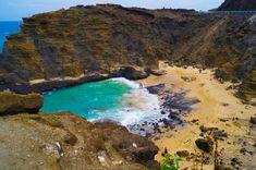 Here to Eternity Beach, Oahu, Hawaii