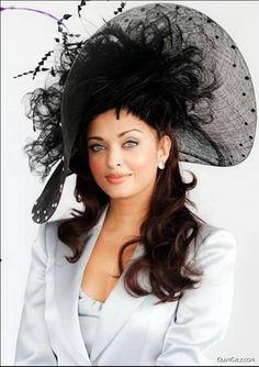 Aishwarya Rai Bachchan at the Royal Ascot Race Event - celebrated Indian…