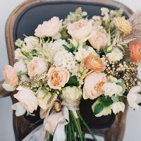 DIY Chair Wedding Garland - DIY Weddings - Once Wed
