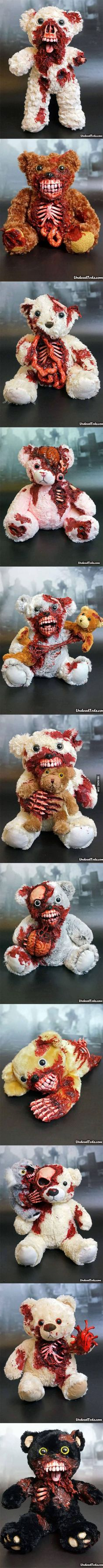 Undead Teds YESS!  there so cute