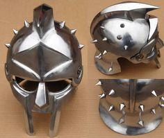 Full-Size Roman Gladiator Helmet