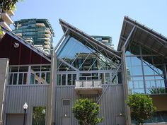 The New Children's Museum, downtown San Diego. Architect: Rob Wellington Quigley.