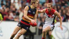 AFL Rd 22 - Adelaide v Melbourne. Photos by Morne de Klerk, Getty Images Sport.