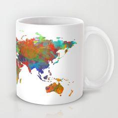 World+map+Mug+by+Bekim+ART+-+$15.00