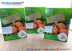 Need new product advertisements? These highly durable and creatively designed table top display is best for your promotional needs! For all your graphic and printing needs, contact 0917 8300 Visayas, Bacolod, Channel Letters, Tarpaulin, Table Top Display, New Product, Tabletop, Signage, Digital Prints