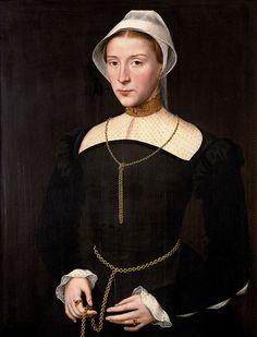 Willem Key, Portrait of a Lady