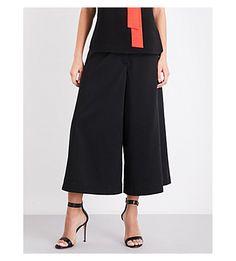 CEFINN - Tailored stretch wool-blend maxi culottes | Selfridges.com Pants, Shopping, Camilla, Wool Blend, Fashion, Stretches, Moda, Fasion, Trousers