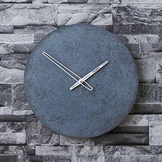 Betonové hodiny nástěnné - Clockies 1702