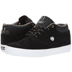 3eb817311d Circa Lakota SE (Black White) Men s Skate Shoes (220 BRL) ❤