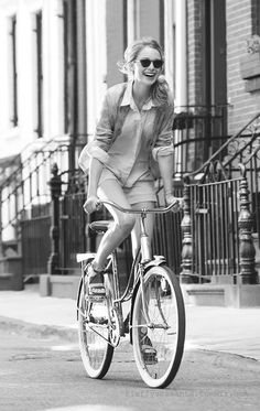 Vá de bike - #fashion #bike #alegria