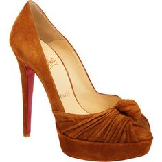 My feet are longing for this shoe! *sigh*