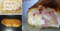 Rotolo di patate farcito #ricette #cibo #secondipiatti #foodtrend #foodporn #prosciutto #mozzarella #patate #blog #foodblogger