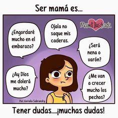Cuanto amor!! #somosmamas  mama #baby #kids