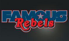 Famous Rebels Logo Design