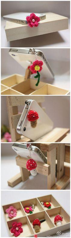 Precisos adornos movil. Solo inspiración. Teresa Restegui http://www.pinterest.com/teretegui/