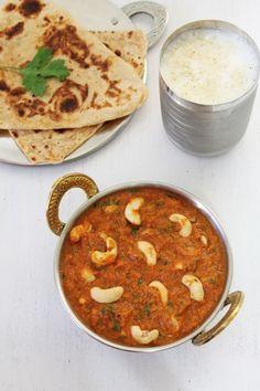 Restaurant style Kaju Curry | Cashew Curry | Kaju Butter Masala