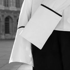Our classic sleeves | The Anne Shirt  monogramming available now