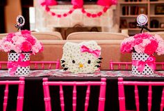 Hello Kitty Party featured on @Jennifer Bell with the Mostess  designs by whhostess.com  photography by ellenzilla.com