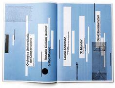Diseño editorial en medios impresos y web: Diseño editorial suizo