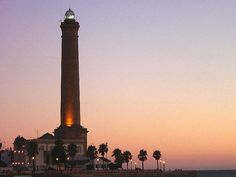 The world's largest website about lighthouses, including a Lighthouse Digest magazine, gifts online, and lighthouse information on searchable databases. Lighthouse Photos, Lighthouse Painting, Cities, South Of Spain, Andalusia Spain, House Viewing, Cadiz, Cn Tower, Worlds Largest