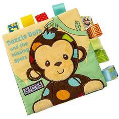 Vibola Animal Monkey Puzzle Cloth Book Baby Toy Cloth Development Books. #Vibola #Animal #Monkey #Puzzle #Cloth #Book #Baby #Development #Books