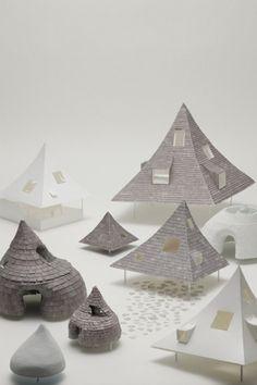 n-architektur:  weekend house in sengataki Onishimaki + Hyakudayuki Architects