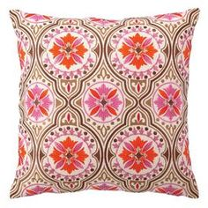 Back Bay Pillow in Pink I