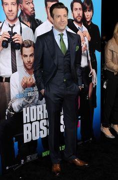 Jason Sudeikis - 'Horrible Bosses 2' Hollywood Premiere #suits