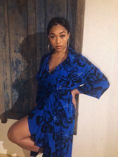 0437c722d5a6 24 Best Outfit Inspo: Jordyn Woods images   Plus size fashions, Plus ...