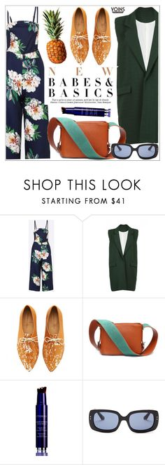 """Untitled #6353"" by teoecar ❤ liked on Polyvore featuring By Terry and Elizabeth and James"