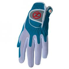 Check out our Blue Zero Friction Ladies Compression Golf Gloves! Find the best golf gear and accessories at Lori's Golf Shoppe. Click through now to see this!
