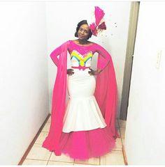 Traditional Wedding, Pedi, Harajuku, African Weddings, Inspiration, Dresses, Style, Fashion, Biblical Inspiration