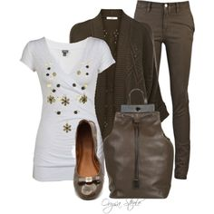 """""""Sunday Casual"""" by orysa on Polyvore"""