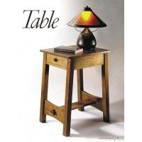 The Lost Stickley Side Table | ShopWoodworking