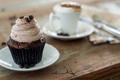 Cupcake vegano - red velvet