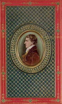 [SANGORSKI & SUTCLIFFE, binders]. -- LAMB, Charles (1775-1834). Elia. London: Taylor and Hessey, 1823.