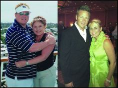 30 Days of HOPE, Day 25 - Meet Doug & Thea. They lost 108 lbs together in 12 weeks!