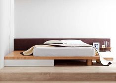 low bed designs - Google Search