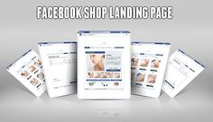 Now you can sell your products right on your Facebook business page with Facebook shop. You can add detailed description of products and add as many products as you like in different categories. You can feature any kind of products on facebook landing page.