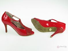 Natural Spin Designer Salsa Shoes/Tango Shoes/Fashion Shoes(Boot Style):  D1522_