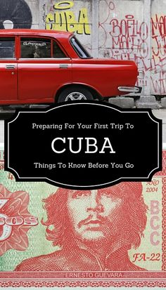 Preparing for your first trip to Cuba is really exciting. Think of strolling through the bustling streets of Havana, listening to the salsa rhythms and then relaxing sipping on a rum cocktail whilst watching the world go by in a cosy cabana. Travel Guides, Travel Tips, Viva Cuba, Going To Cuba, Holguin, Trading Places, Road Trip, Cuba Travel, Tips & Tricks