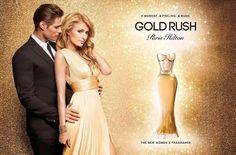 Paris Hilton Gold Rush ~ New Fragrances