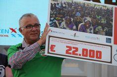Jan van Andel uit Woudrichem is al meer dan 40 jaar werkzaam bij Hak en is daar voorzitter van de Ondernemingsraad. Daarnaast is Jan een fanatieke fietser. En dat doet hij gesponsord voor The Hunger Project.
