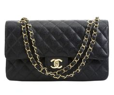 Classic Quilted Chanel bag 2.55